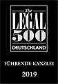 logo legal 500 de leading firm 2019 opt